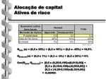 aloca o de capital ativos de risco2