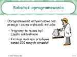 sabota oprogramowania1