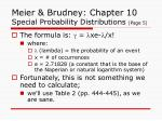 meier brudney chapter 10 special probability distributions page 5