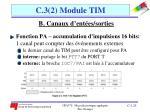 c 3 2 module tim12