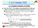 c 3 2 module tim4