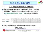 c 3 2 module tim6