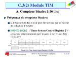 c 3 2 module tim8
