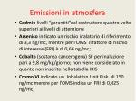 emissioni in atmosfera1
