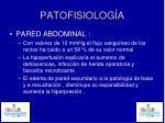 patofisiolog a6