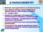3 radiochemistry