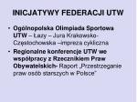 inicjatywy federacji utw1