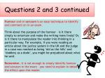 questions 2 and 3 continued1