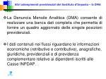 altri adempimenti previdenziali del sostituto d imposta la dma1