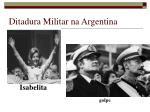 ditadura militar na argentina1