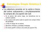 estrategias simple sint tica 2