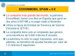 exxonmobil spain 0
