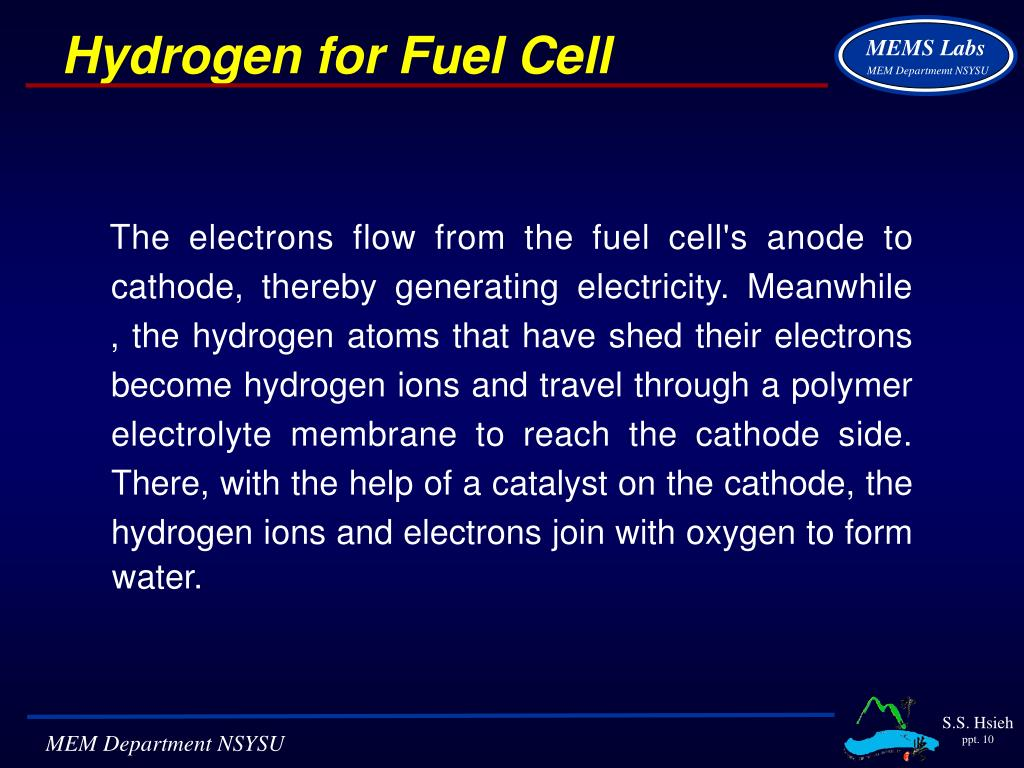 PPT - Hydrogen Utilization - Fuel Cell PowerPoint Presentation - ID
