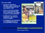 cose in comune house organ e comunicazione ufficio stampa 20082
