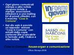 cose in comune house organ e comunicazione ufficio stampa 20087