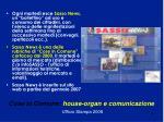 cose in comune house organ e comunicazione ufficio stampa 20088
