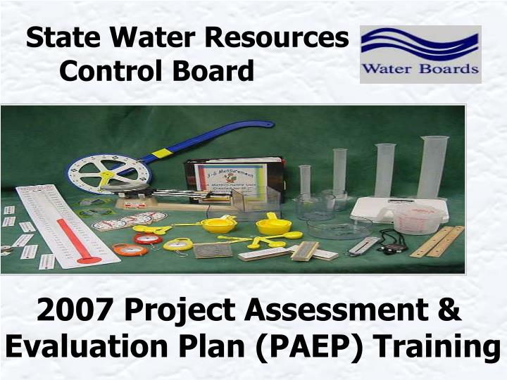 state water resources control board n.