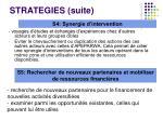 strategies suite