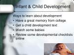 infant child development2