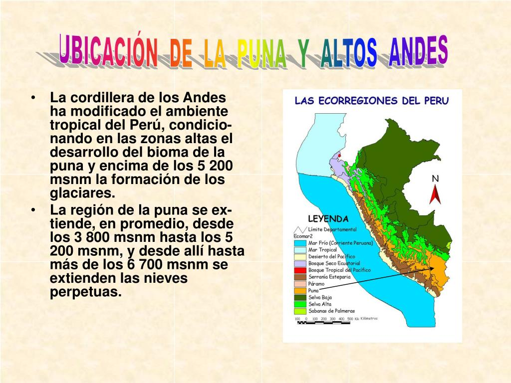Ppt Puna Y Altos Andes Powerpoint Presentation Free Download