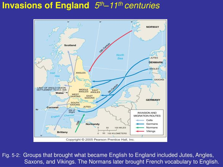 Invasions of England