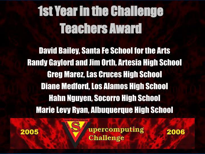 David Bailey, Santa Fe School for the Arts