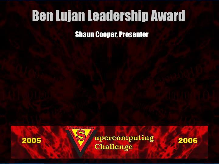 Shaun Cooper, Presenter