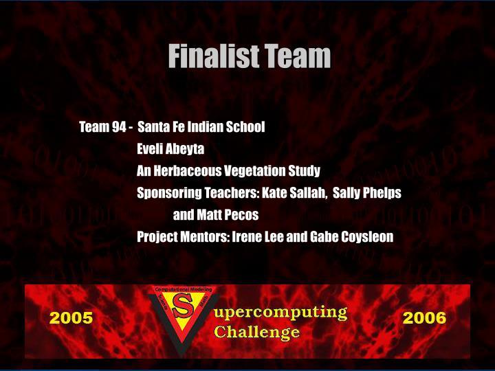 Team 94 -