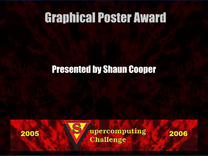 Presented by Shaun Cooper