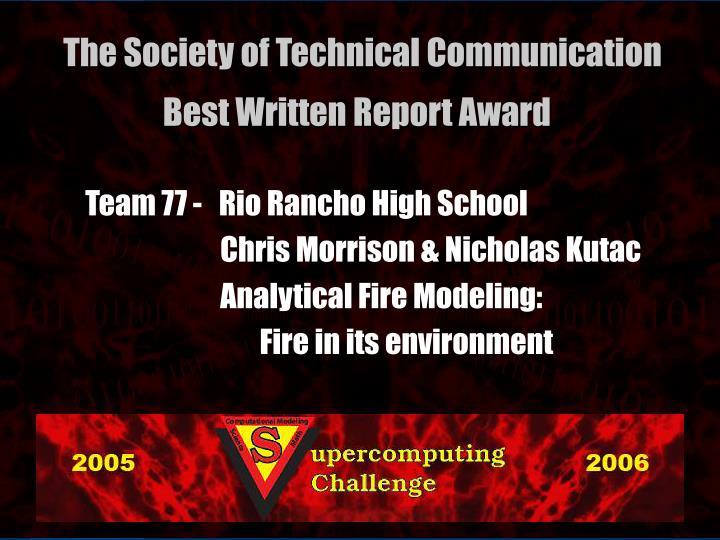 Team 77 -   Rio Rancho High School