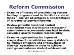 reform commission2