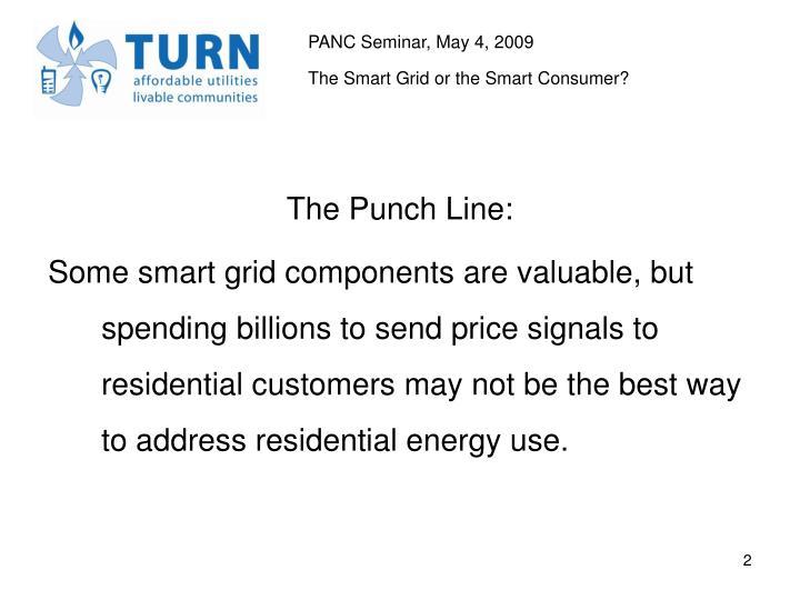 PANC Seminar, May 4, 2009