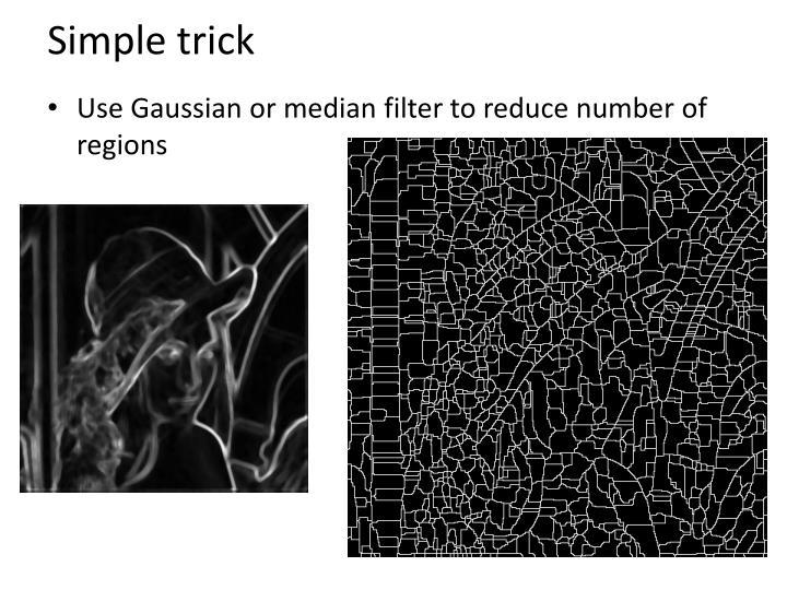 Simple trick