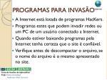 programas para invas o2