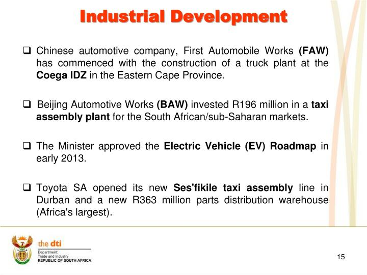 Chinese automotive company, First Automobile Works