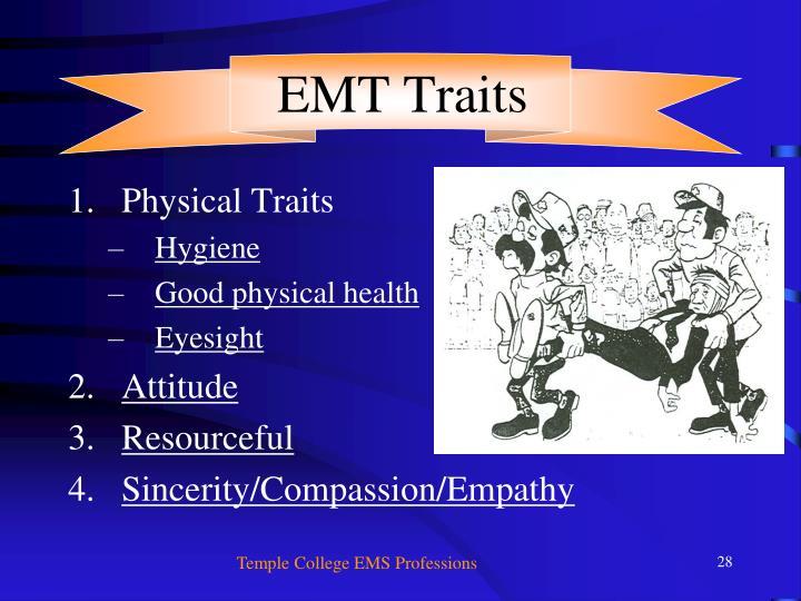 EMT Traits