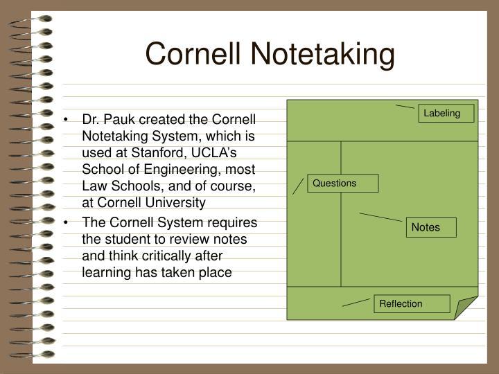 Cornell notetaking1