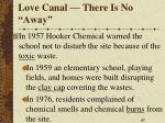 love canal there is no away1