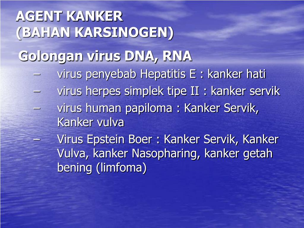 PPT - EPIDEMIOLOGI KANKER PowerPoint Presentation, free ...