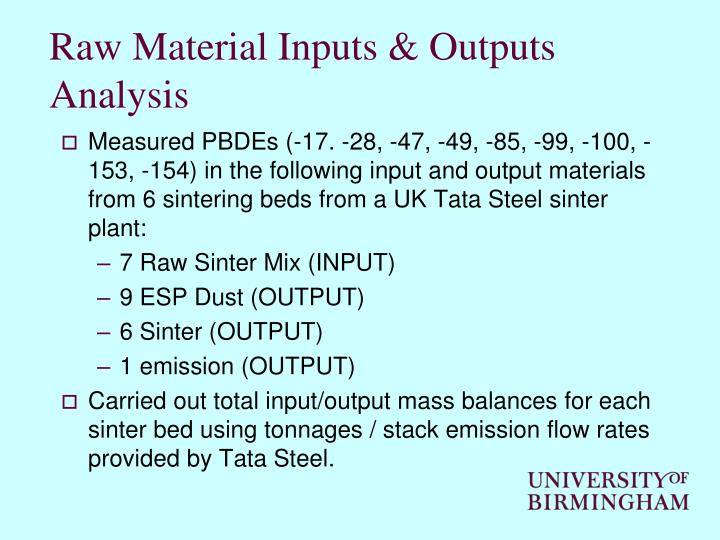which of the following sources is an input to the analysis process Components of a computer system - input, process, output conventional and assistive computer technologies are similar in that both employ the core concepts of input, information processing, and output (ata, 2000) understanding these concepts is essential to understanding how at helps individuals with disabilities access a computer.