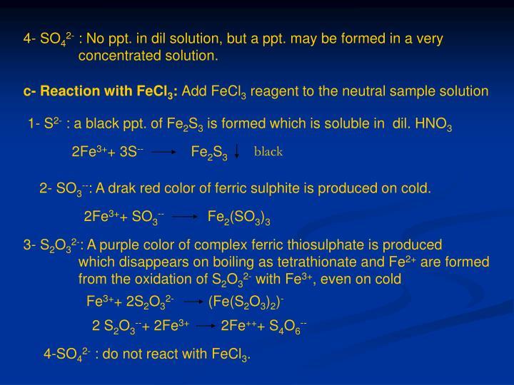 Ppt Qualitative Inorganic Analysis Powerpoint Presentation Id