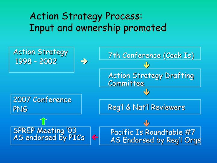 Action Strategy