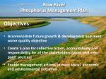 bow river phosphorus management plan1