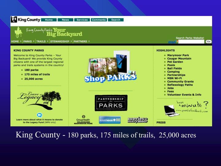 King County -