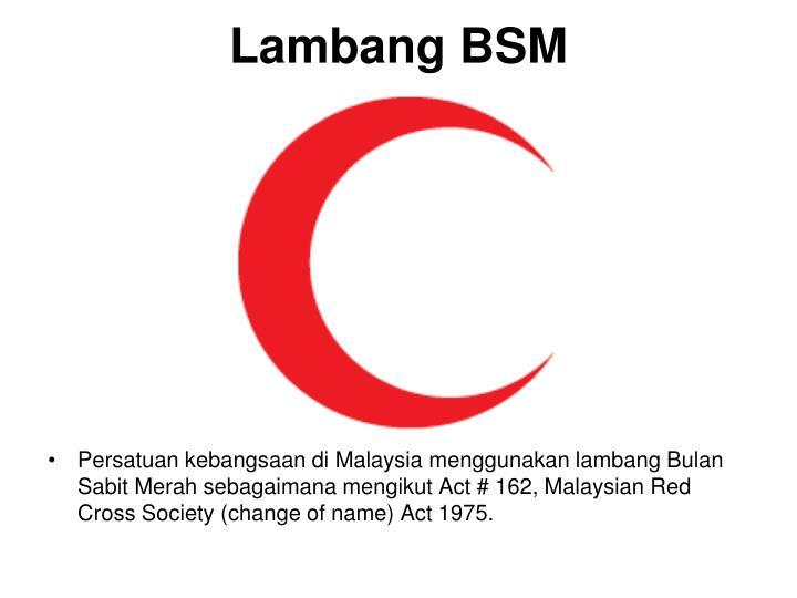 Lambang BSM