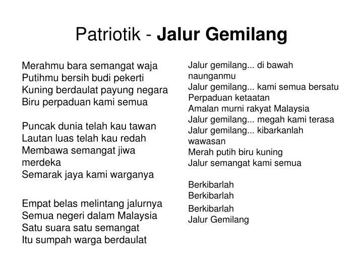 Patriotik -