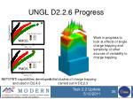 ungl d2 2 6 progress