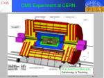 cms experiment at cern