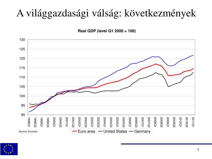 A világgazdasági válság: k