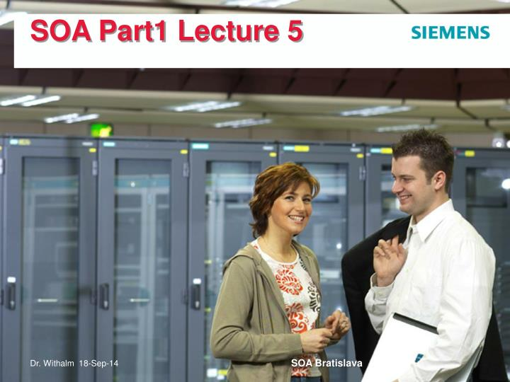 soa part1 lecture 5 n.